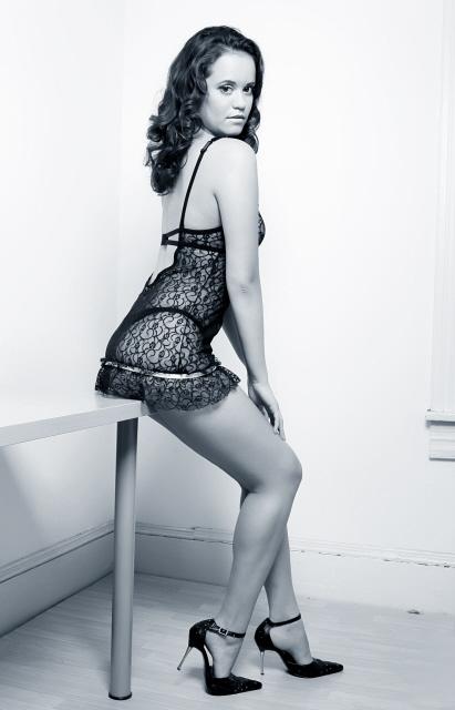 Jan 14, 2010 Wilhelmina photoshoot