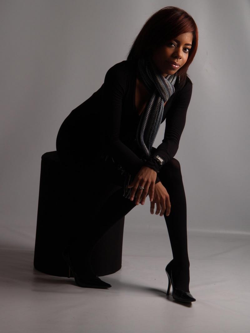Female model photo shoot of Joy Alante in GS North Park