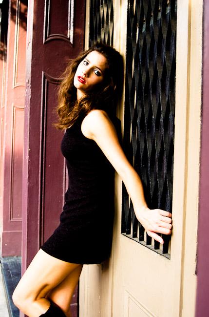 Female model photo shoot of Chloe Harville in new orleans