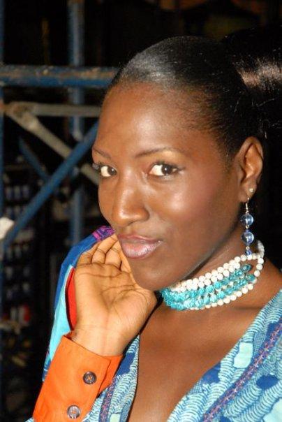 Female model photo shoot of Kai Soho in Accra