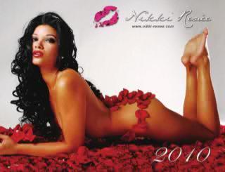 Los Angeles Jan 16, 2010 2009 Calendar Cover (purchase calendar @ www.nikki-renee.com)
