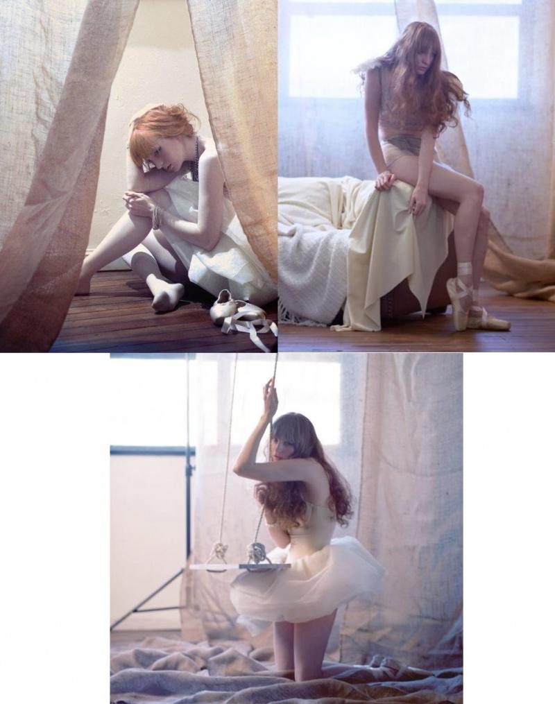 Female model photo shoot of Lulu Ross