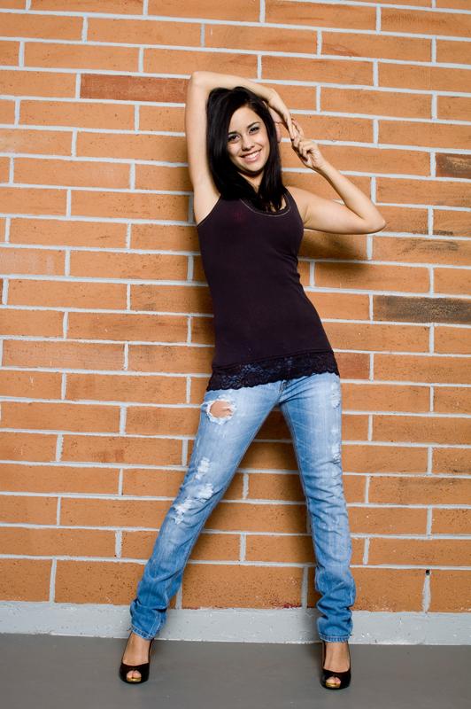 Female model photo shoot of Teresa Codina in Arizona