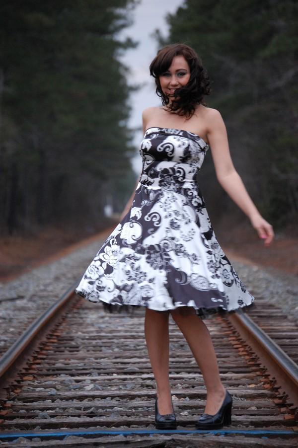 Female model photo shoot of Nicole-Saarra in Havelock NC