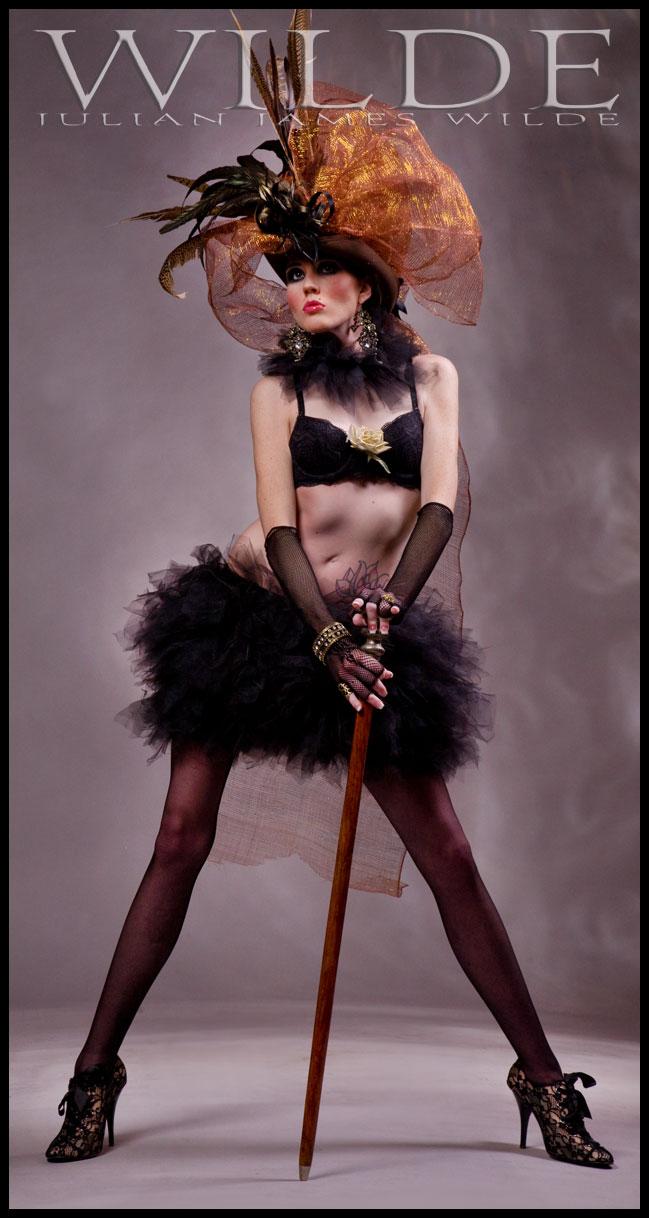 Portland, Oregon Jan 20, 2010 Julian Wilde Studio ♥ Wears High Heels While She Exercises ♥