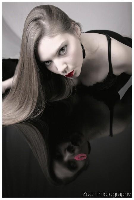 Female model photo shoot of Brooke lyn by Zuch Photography LLC