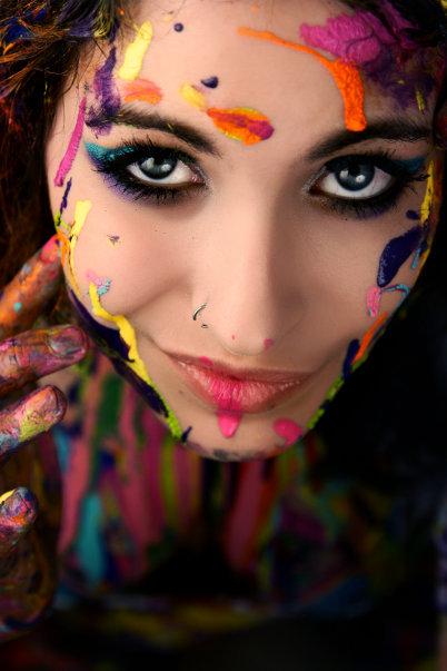 Kelowna  Jan 21, 2010 Sonia Photography More Paint!