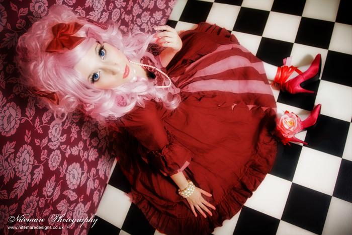 Jan 25, 2010 Photo by Nitemare Photography, dress by Basje