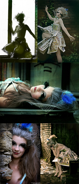 Jan 27, 2010 Kiara Black Photography Model: Isy Make-up, Hair and Dress: me