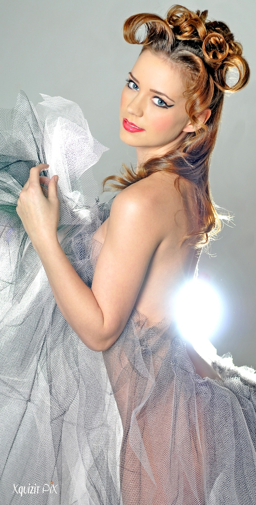 Jan 27, 2010 MUA and Hair by ME...Wardrobe by Lillie K