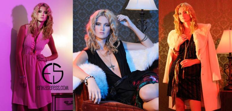 Female model photo shoot of Erika Seress