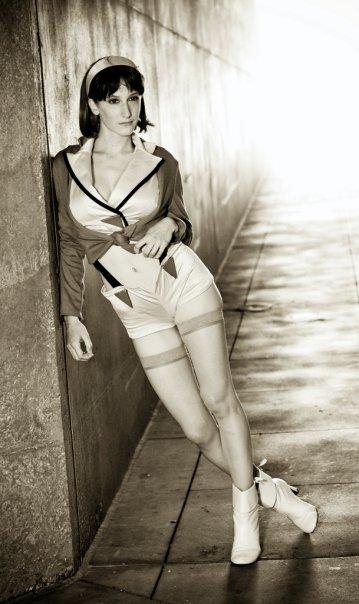 Los Angeles, CA Jan 29, 2010 Faye Valentine - Cowboy Bebop