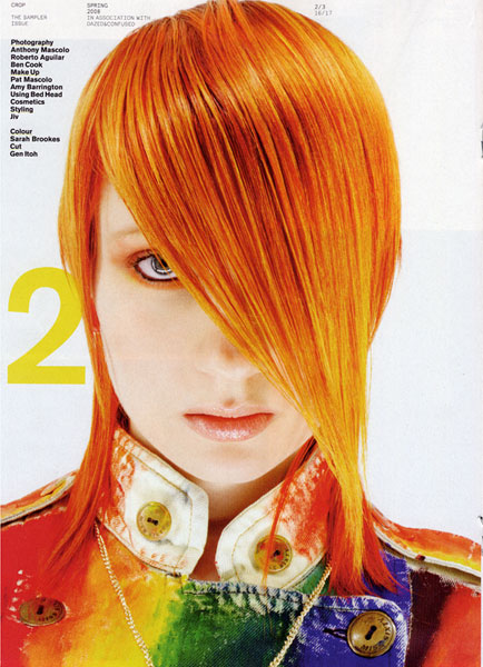 Jan 30, 2010 TIGI Dazed & Confused supplement