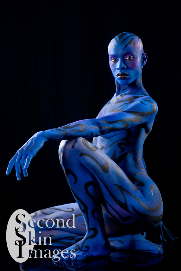 Dans Studio Jan 31, 2010 2009 Second Skin Images Alien Blue