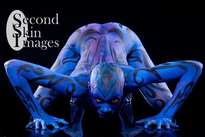 Dans Studio Jan 31, 2010 2009 Second Skin Images Blue Stalker