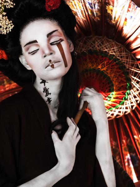 Feb 01, 2010 Black geisha