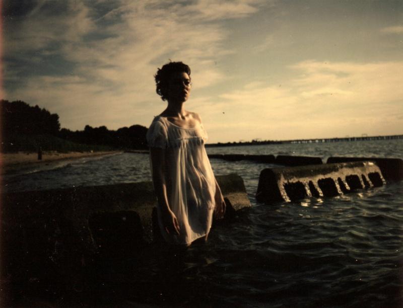 Kent Island Feb 01, 2010 Benjamin Fernon polaroid...Fuji FP-100C Instant Film ISO 100