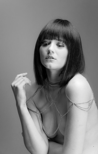 Female model photo shoot of MIKA W