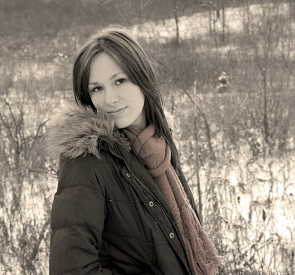 Female model photo shoot of Karen Marie KMA in Heritage Park, Michigan