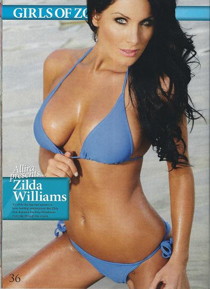 Feb 03, 2010 Zoo Weekly ~ Girls of Zoo special edition