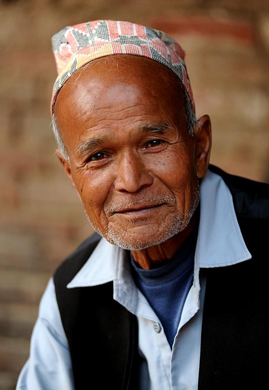Kathmandu Nepal Feb 06, 2010 BMS Market Man