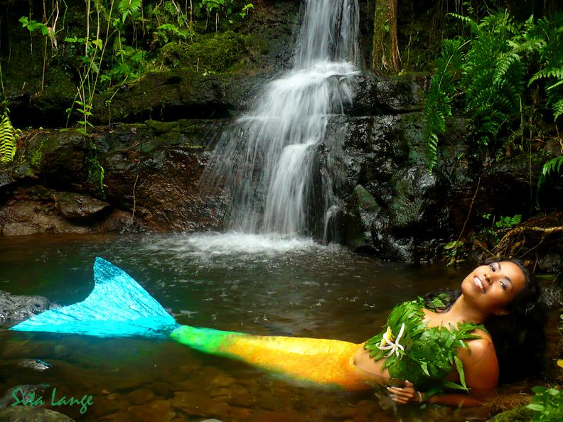 Feb 07, 2010 Sita Lange Mermaid Ninfa