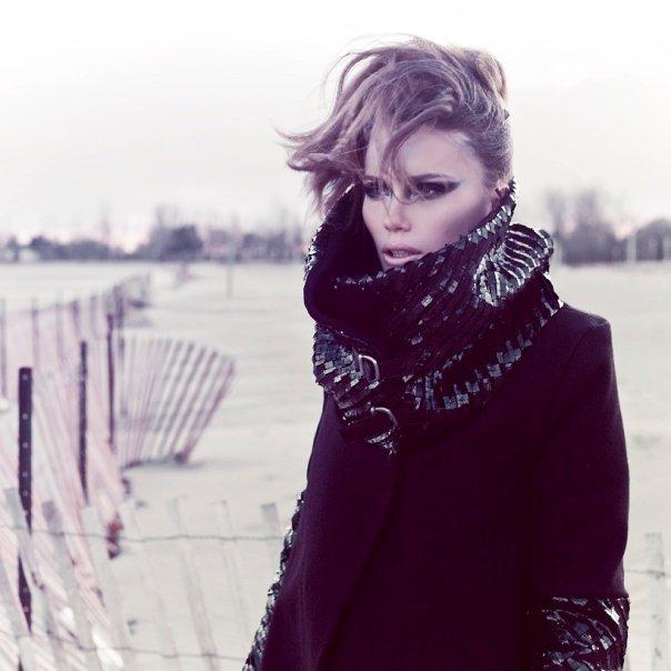 Feb 08, 2010 Model: Rebecca Brown (NEXT Models); Wardrobe: Penicullus Bellum