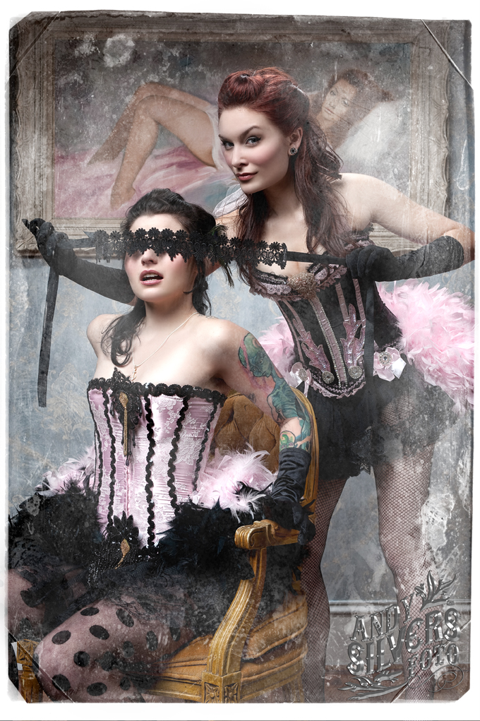 The House of Velvet by Victoria Velvet Style Location/Wardrobe & Styling Feb 08, 2010 Valentease...