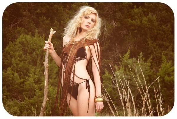 Austin, Texas Feb 08, 2010 Briana Purser Laced With Romance Summer Editorial 2009