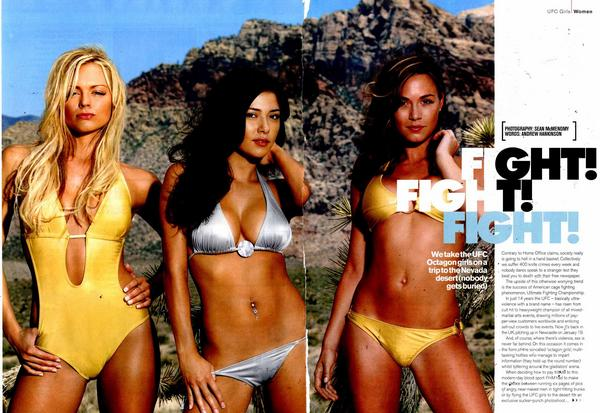 Las Vegas  Feb 09, 2010 FHM  FHM Magazine