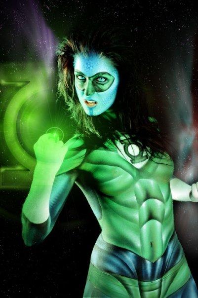 Feb 09, 2010 Marc Bourcier Green Lantern