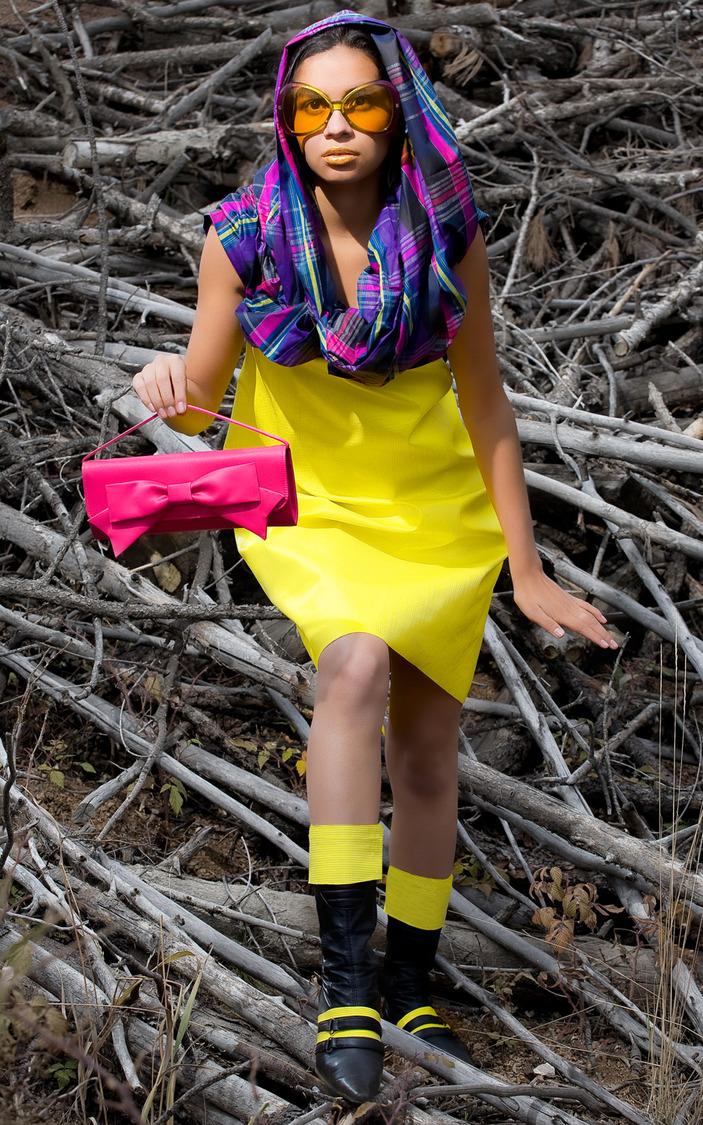 Colorado Mountains Feb 09, 2010 Zadouri Photography High Fashion Shoot