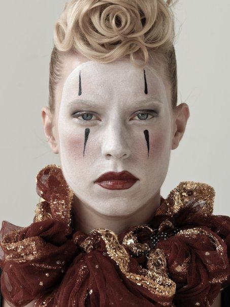 Female model photo shoot of SabrinaGilbertMuaHair by OliverC