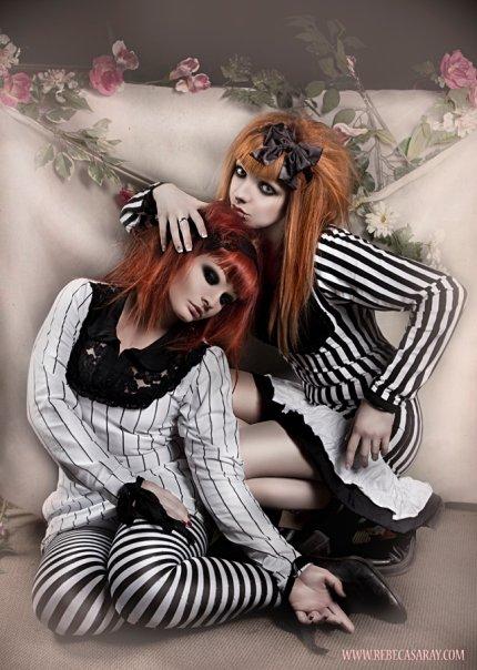 Feb 11, 2010 Photographer: Rebeca Saray Make-up: Lorena Sanchez Models: Barbara & Vanesa: Sweet Poison