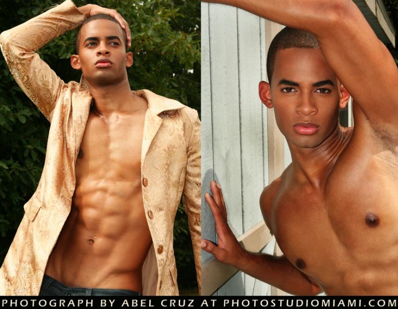 North Carolina Feb 11, 2010 Photo Studio Miami model: Michael Press / fashion: Machicao