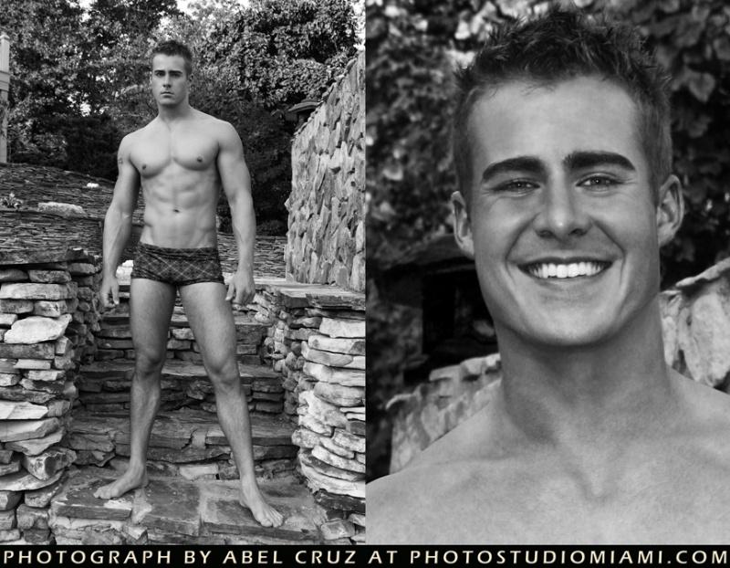 North Carolina Feb 11, 2010 Photo Studio Miami model: Chad Caldwell / fashion: Machicao