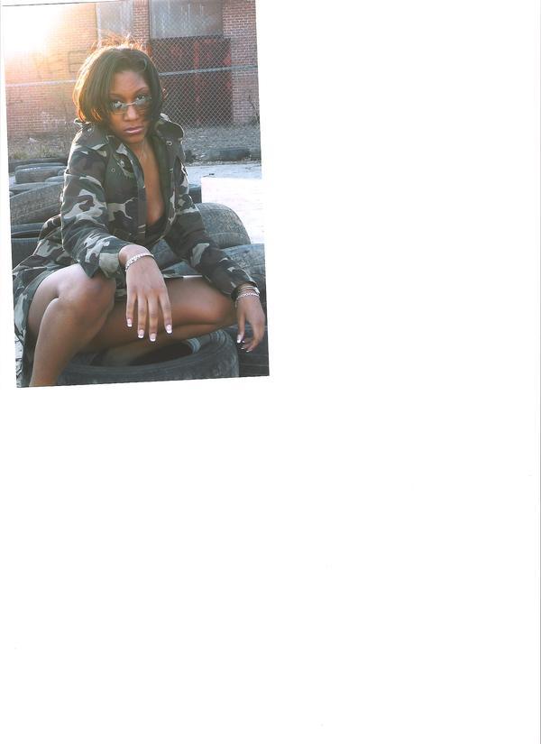 Female model photo shoot of CRISTINA MICHELLE in BALTIMORE,MD