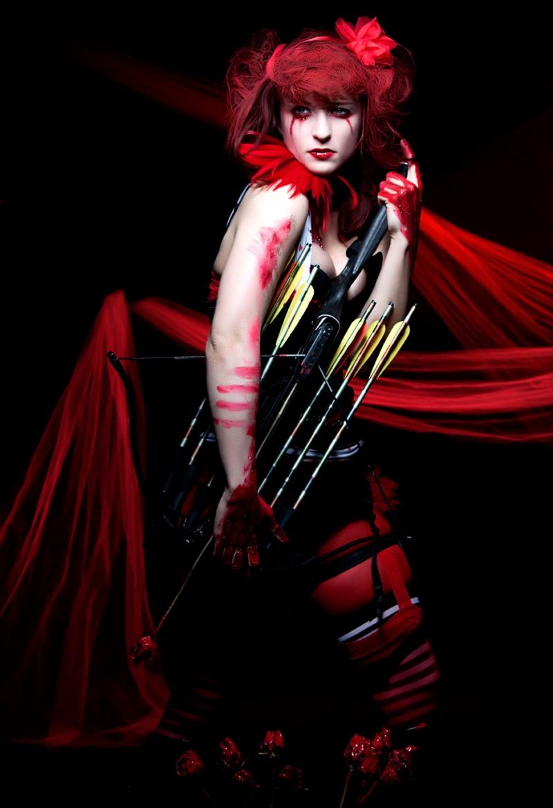 Covina, CA Studio Feb 13, 2010 RIG Studios 2010 Wicked Cupid... Stop picking on me!