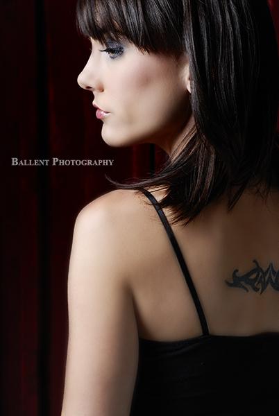 Female model photo shoot of Vanidosa Esthetics MUA by Ballent Photography
