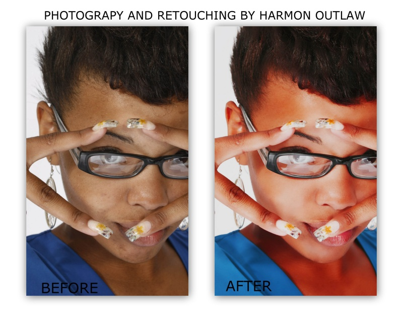 Feb 15, 2010 Before and After   ,  Retouch and edit