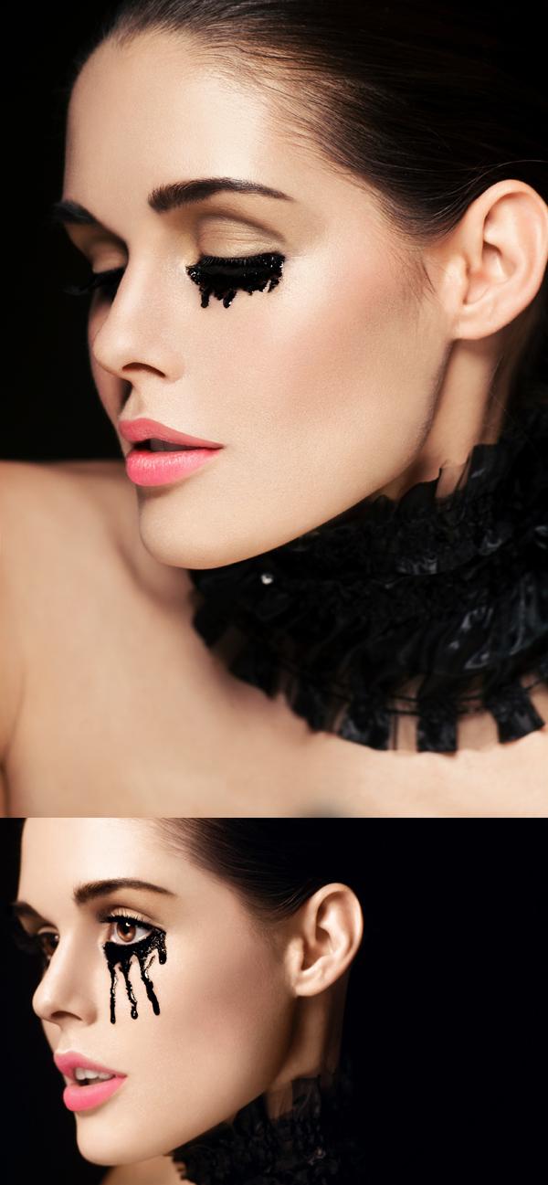 Female model photo shoot of Nadirah B and Christie Gabriel, wardrobe styled by Sir Ian Matthew Chamber, makeup by Beauty by Britni Nicole
