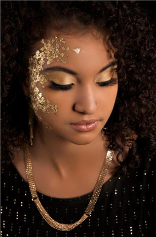 Feb 15, 2010 Photographer: Deborah Marshall, Photoshop: Amelie Chiasson My high fashion makeup
