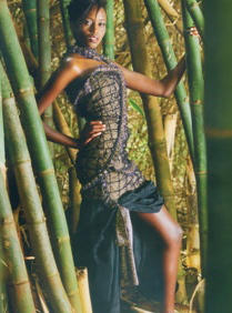 Female model photo shoot of CIRU Maina in Nairobi, Kenya