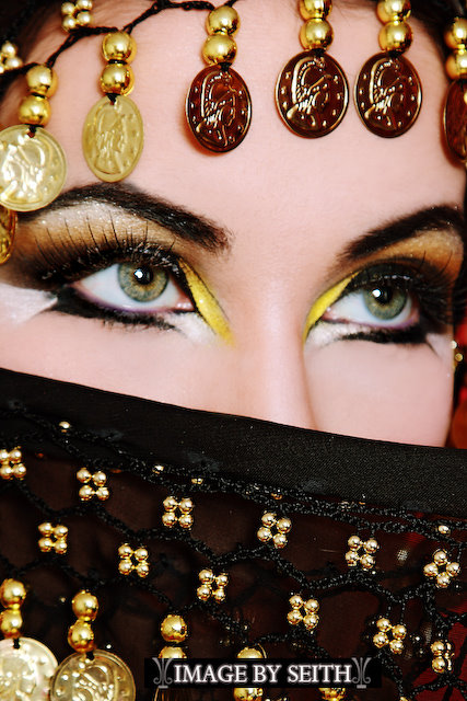 Feb 17, 2010 HAFSA Makeup Arabian Eyes