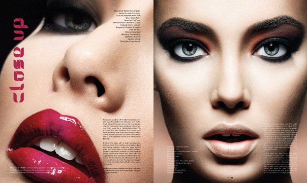 Feb 17, 2010 M Magazine March 2010 (Makeup Store)