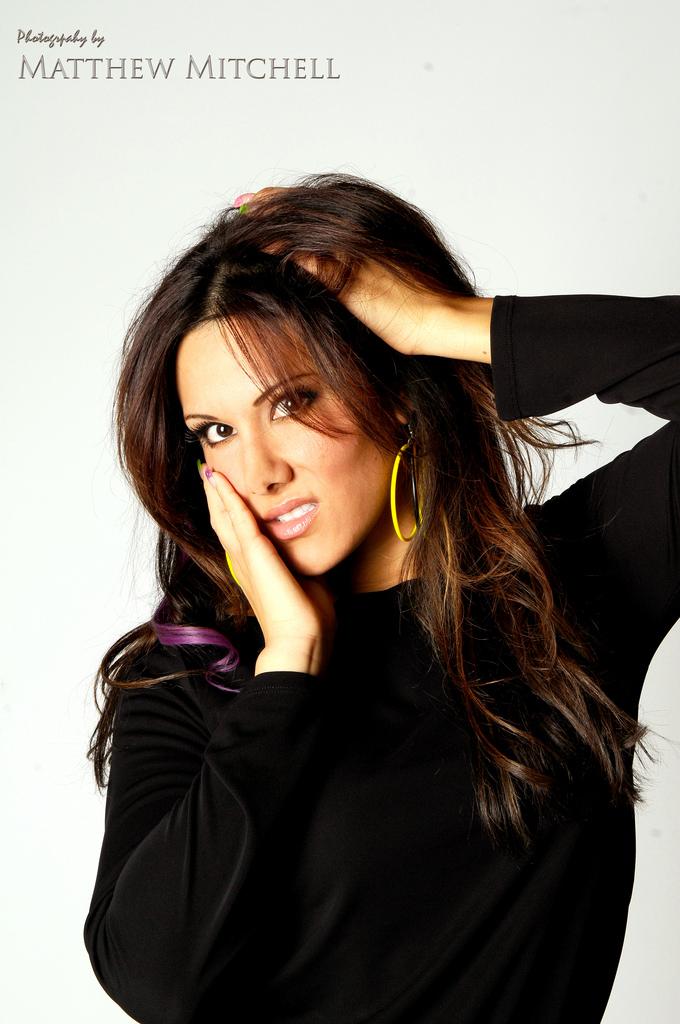 Female model photo shoot of Marissa Macias