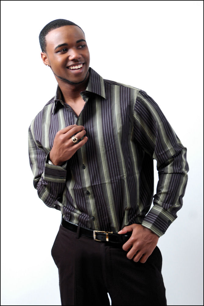 Male model photo shoot of Zo DaVo in Chicago, IL