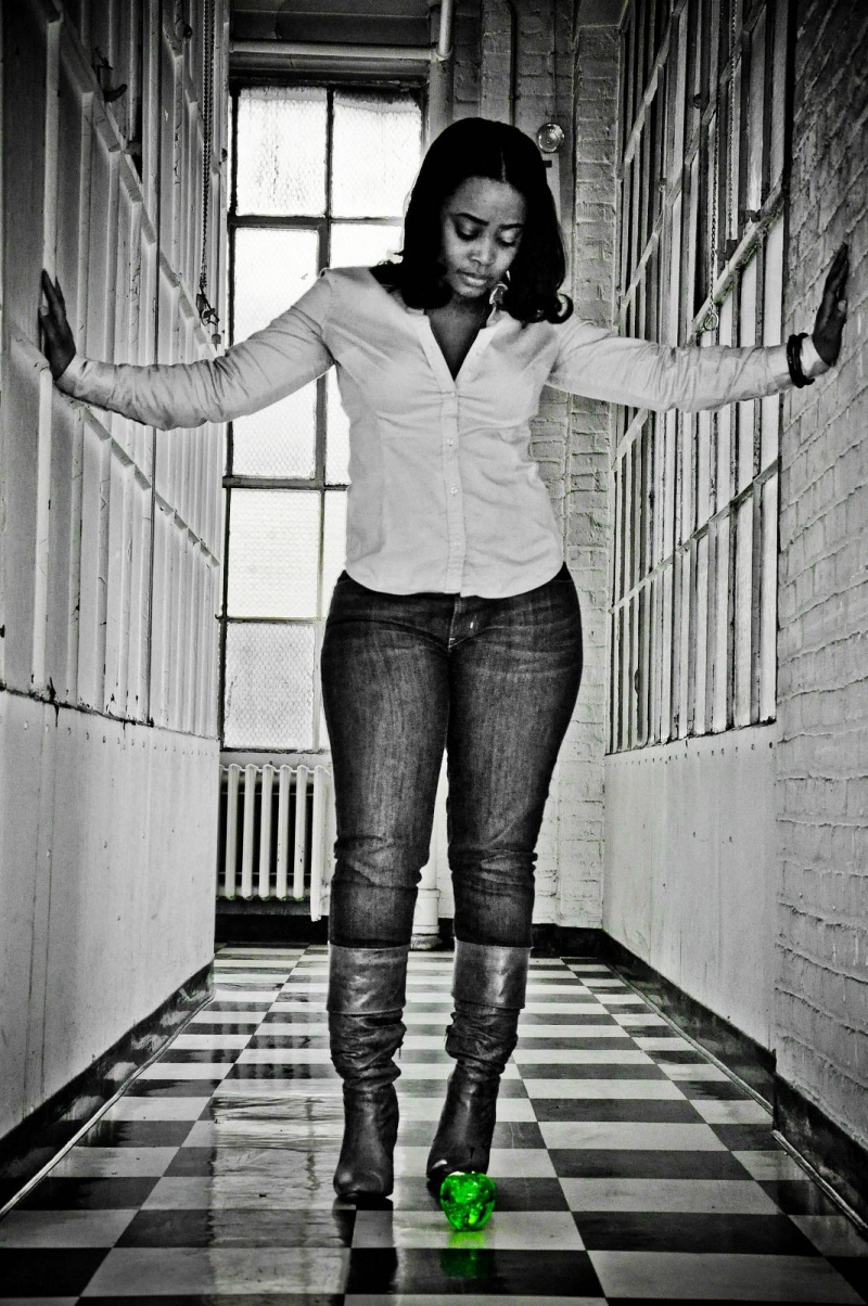 Female model photo shoot of CFreedom Photography in Manhattan