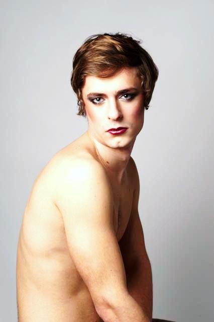 Male model photo shoot of Grandjean by Brianna Hughes