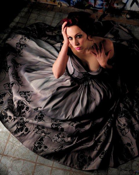 Feb 20, 2010 Dress by Siobhan Art